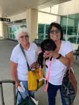 Barbara_Great Customer,Ron''s Airport Transportation Cape Coral FL